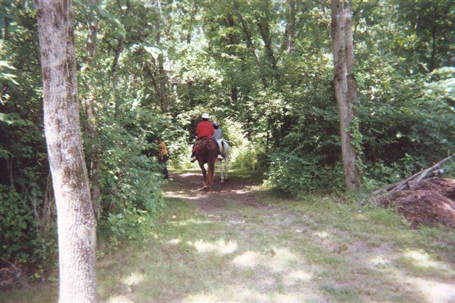 riding trails